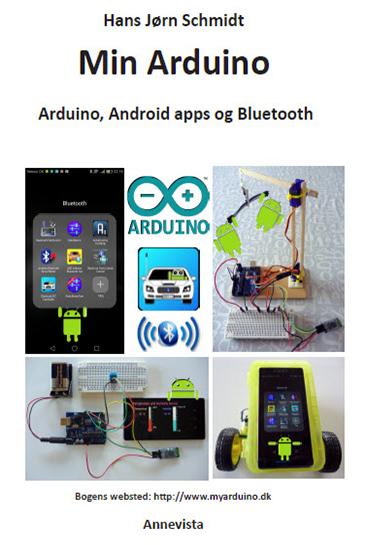 Arduino bøger på dansk